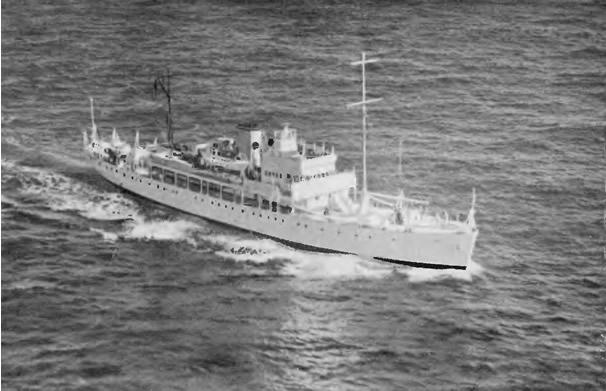 Английское судно «Челенджер»