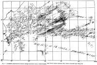 Фиг. 1. Аномалии интенсивности полного вектора магнитного поля