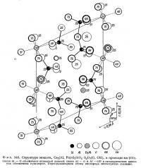 Фиг. 146. Структура эпидота