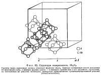 Фиг. 82. Структура сенармонтита