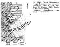Рис. 2.IV.2. Разлом Макконнелла у горы Ямнуска