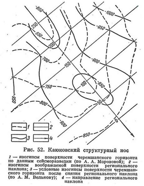 Рис. 52. Каюковский структурный нос