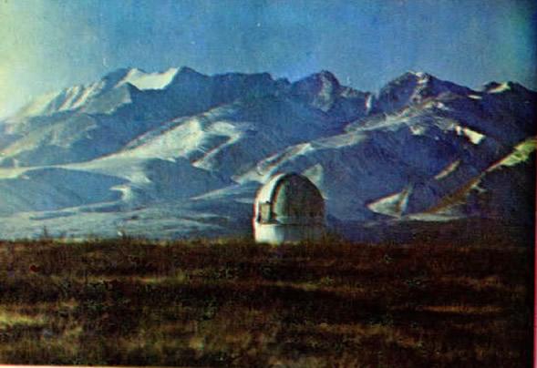 Самый высокий в Восточной Сибири горный хребет Мунку-Сардык